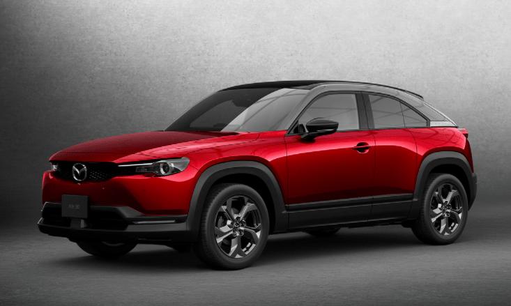Mazda MX-30 Brings in Mild Hybrid Tech, New Revamped Powertrain
