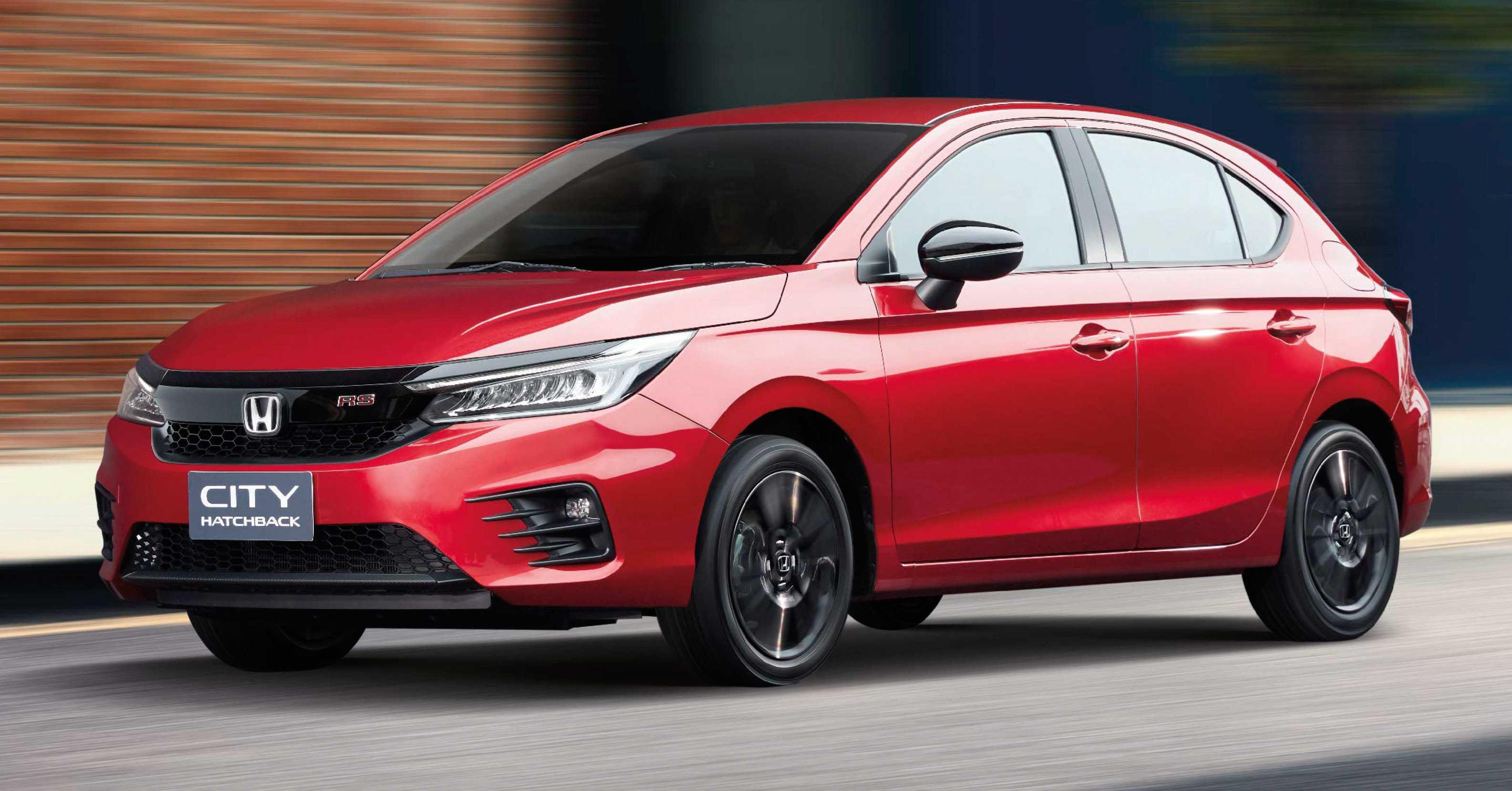 2021 Honda City Hatchback with 1.0L VTEC Turbo Global Launch Commences, Details Inside