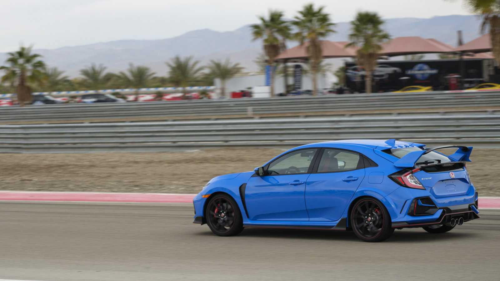 2021 Honda Civic Type R Limited Edition First Drive – Lighter, Faster and Unique