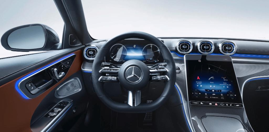2021 Mercedes C Class