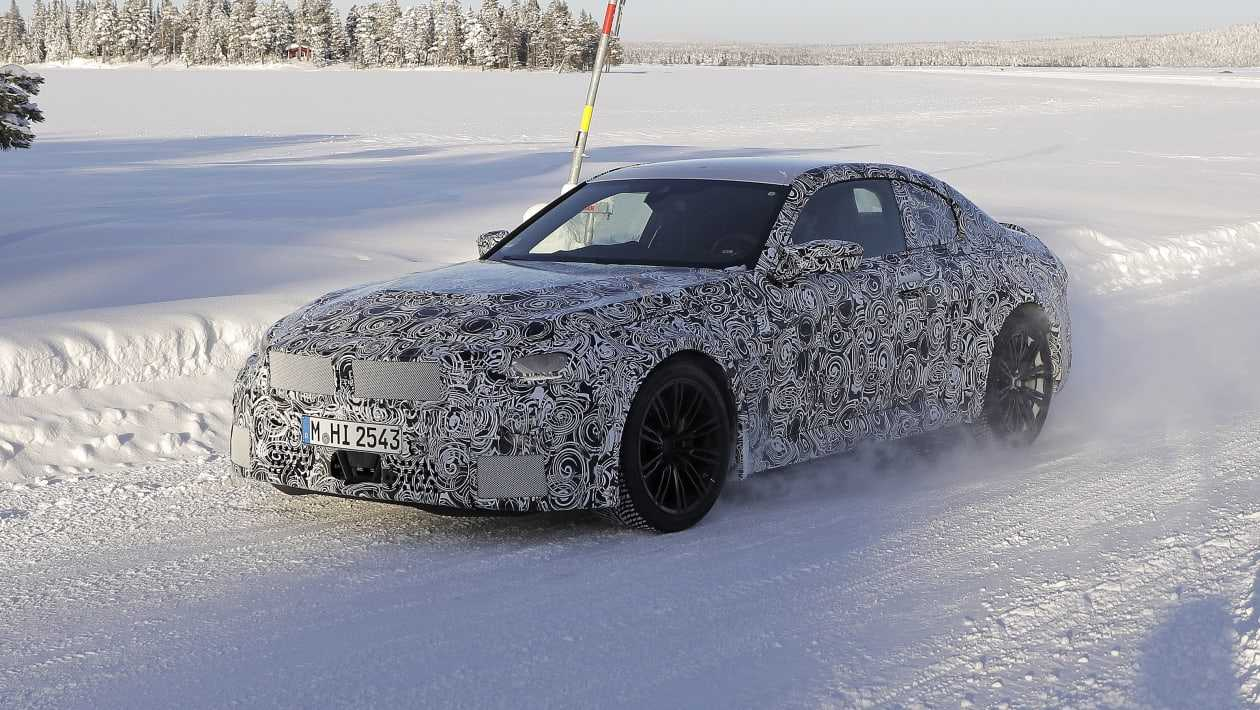 2022 BMW M2 Spy Shots Are In: Photos & Specs are Here