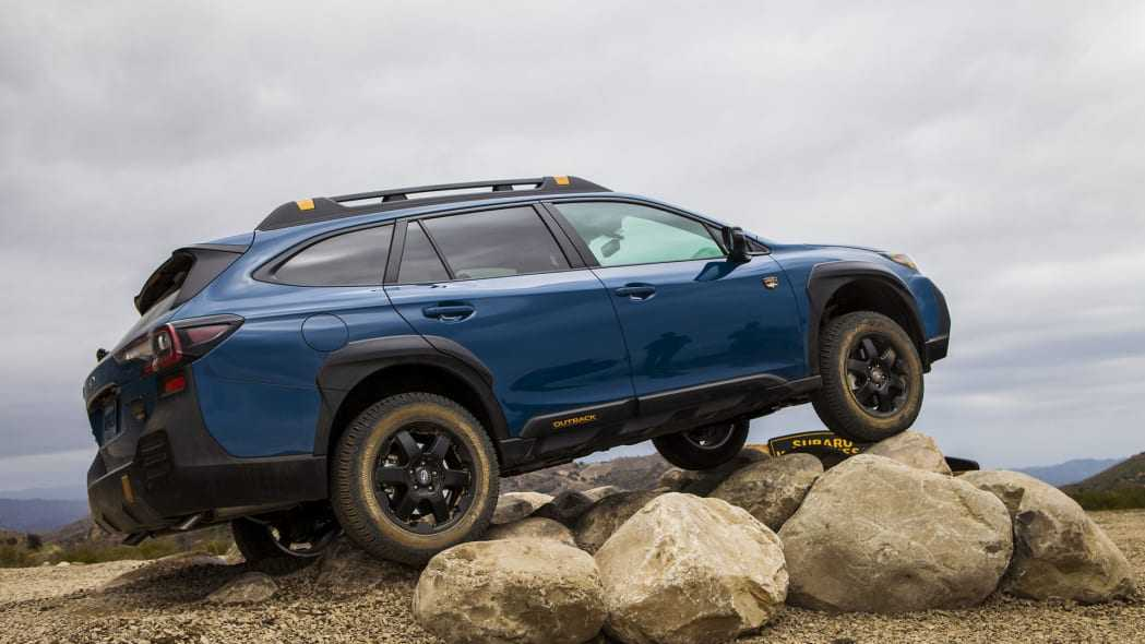 2022 Subaru Outback Wilderness is All Set to Thrill the Off-road Adventure Freaks
