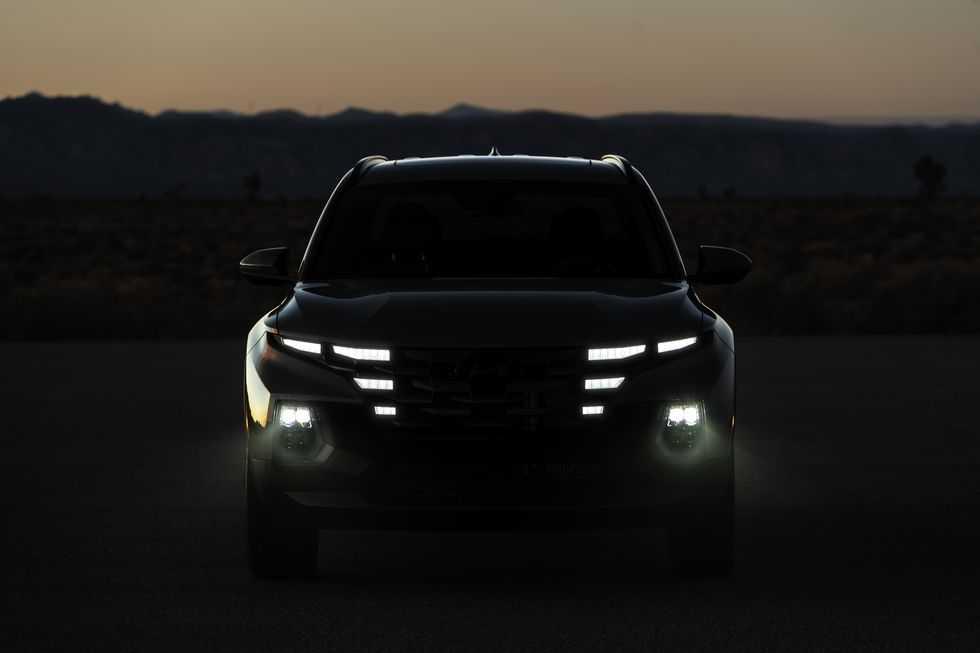 2022 Hyundai Santa Cruz promises a lot for sport adventure freaks