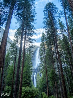 Yosemite Waterfall