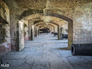 Fort Zachary Taylor Cannons 2