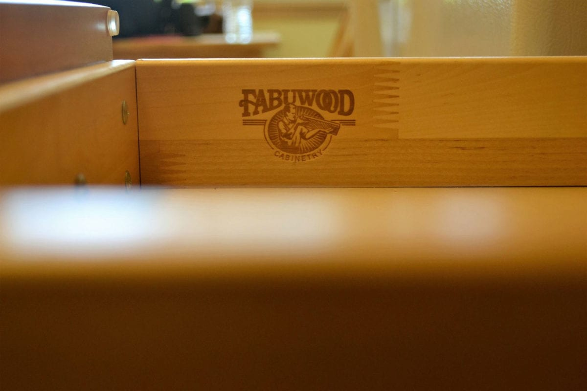 Fabuwood Cabinetry drawer
