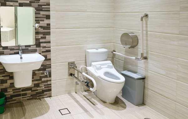 age friendly bathroom