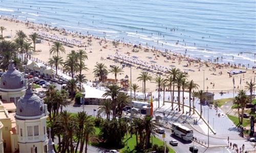 Alicante Vieuw