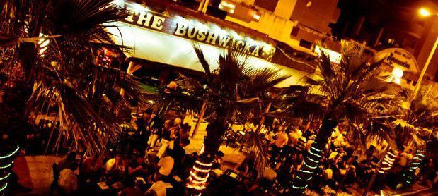 Bushwacka Bar Orihuela