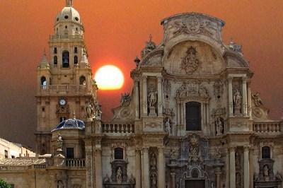 Murcia Vieuw