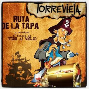 Torrevieja tapas route