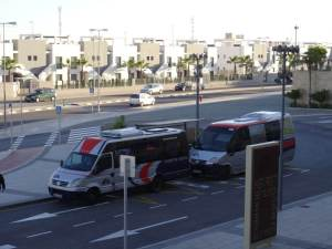 Zenia Boulevard Shopping Centre Public Transport Bus