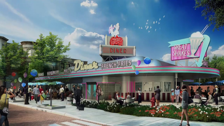 Paramount Amusement Park Murcia Adventure City Grease