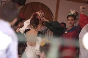 Spanish traditions Feria de Abril
