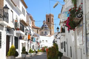 Altea Old quarter