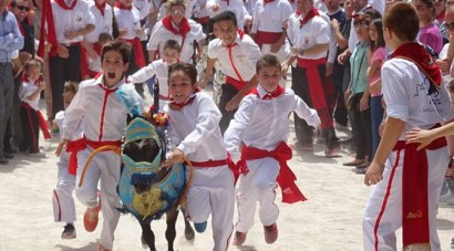 Murcia Wine horses race