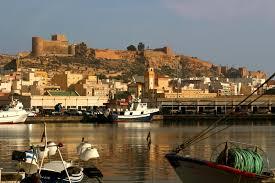 Almeria port