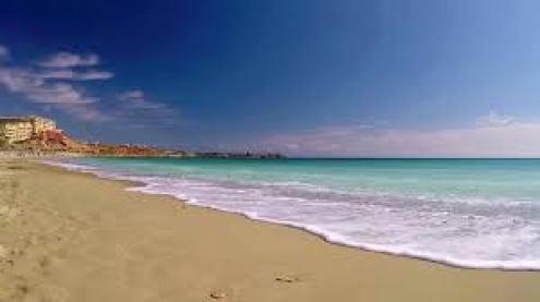 Beaches of Orihuela Costa