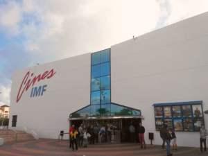 English movies at Torrevieja