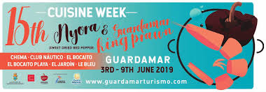 Langoustine week in Guardamar