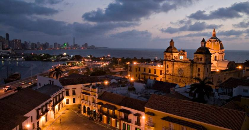 Cartagena military city