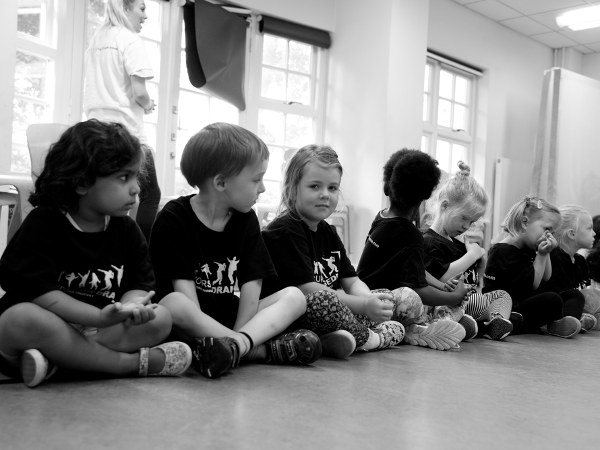 Drama classes for young children in Ealing