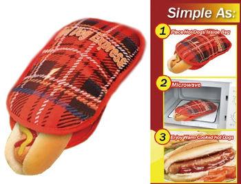 hot dog express microwave pocket 6 95