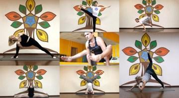 Хатха-йога в Твоя Студия