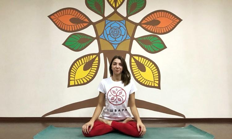Ишвара йога з Анастасією Груневою. СТАРТ 2 вересня!