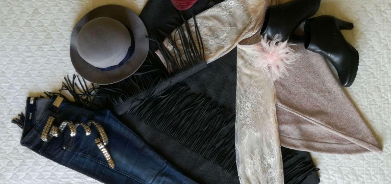 mantella e cappello
