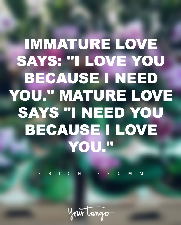 50 Best  I Love You  Quotes And Memes Of All Time   YourTango Mature love says  I need you because I love you