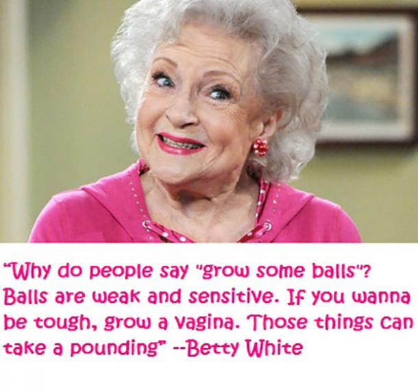 BettyWhite14 - 26 All Time Best Betty White Quotes & Funny Memes In Honor Of Her (96th!) Birthday