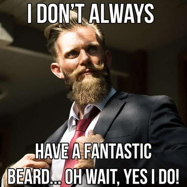 40 Best Funny Beard Memes And Hottest Celebrities With Beards To