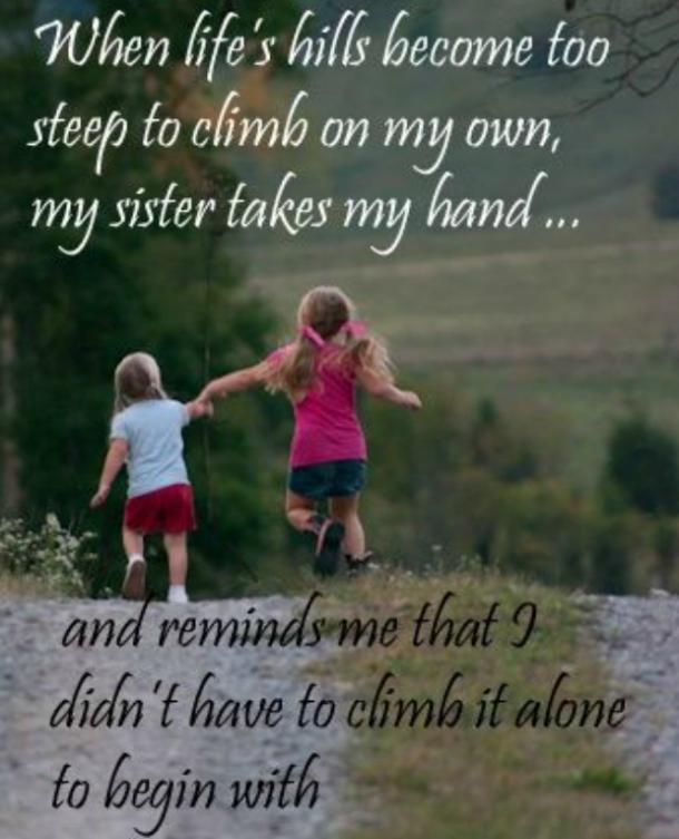 20 Best Sister Quotes To Describe Your Unbreakable Bond   YourTango