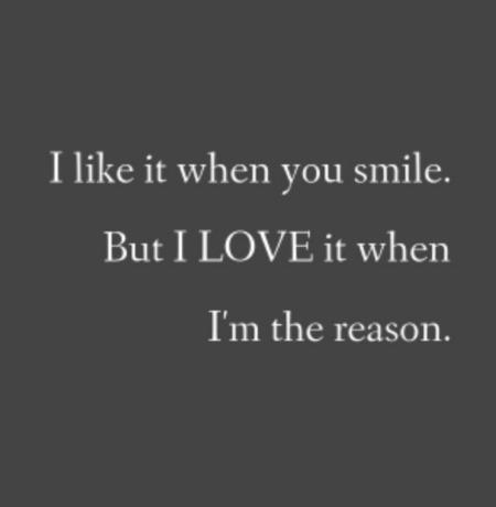 smile 1 - 50 Seriously Cute Quotes Sure To Make You (And Your True Love) Smile