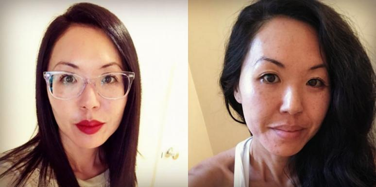 Women Without Makeup After 40