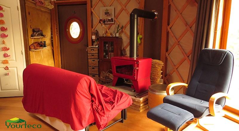 yourteco fabricant de yourtes contemporaines. Black Bedroom Furniture Sets. Home Design Ideas