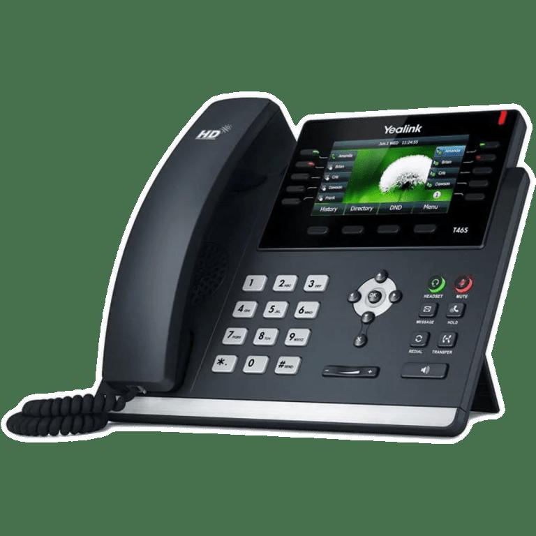 Desk Phone Dandylion