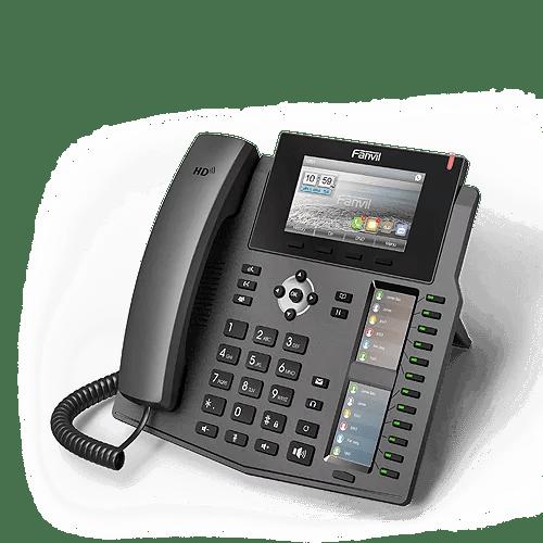 photo of Desk Phone, Fanvil X6
