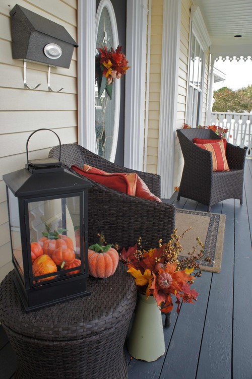 Seasonal exterior- Autumn