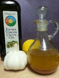 Olive Oil Dressing