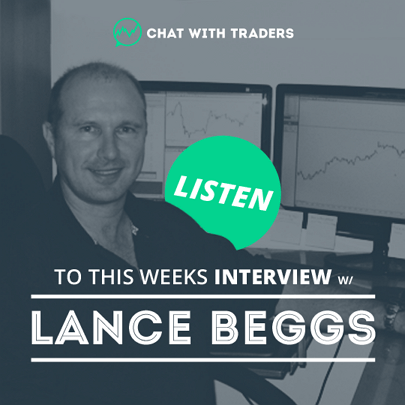 Chat With Traders - Interview - Lance Beggs
