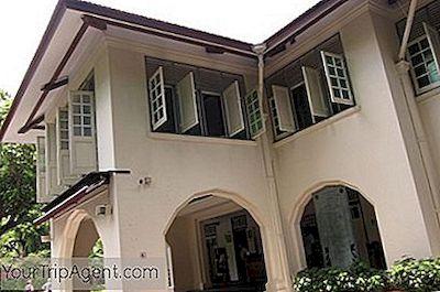 Sejarah Singkat Rumah Rumah Hitam Dan Putih Singapura 2019