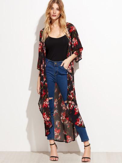 Shein kimono