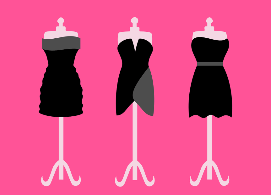 How to Dress Up Your Little Black Dress