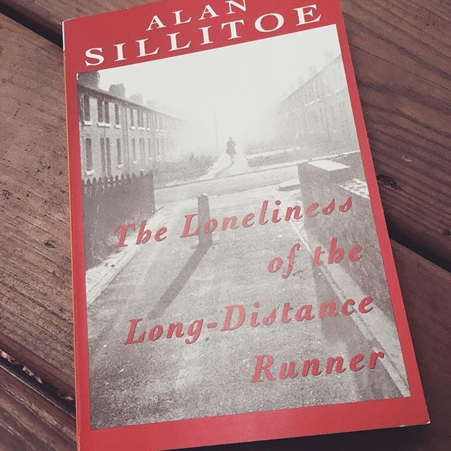 """On Reading Alan Sillitoe's """"Loneliness of the Long Distance Runner"""""""