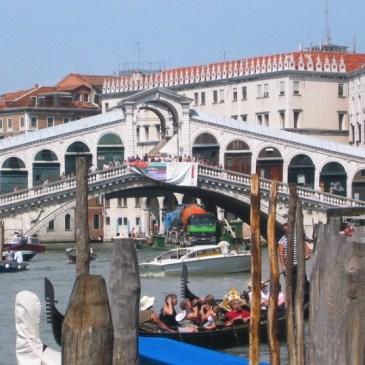 Прогулка у моста Риальто
