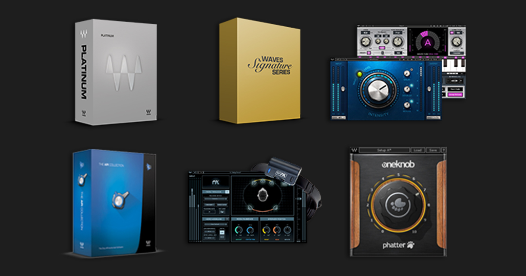 Waves Audio's PLUGIN DAY GIVEAWAY!