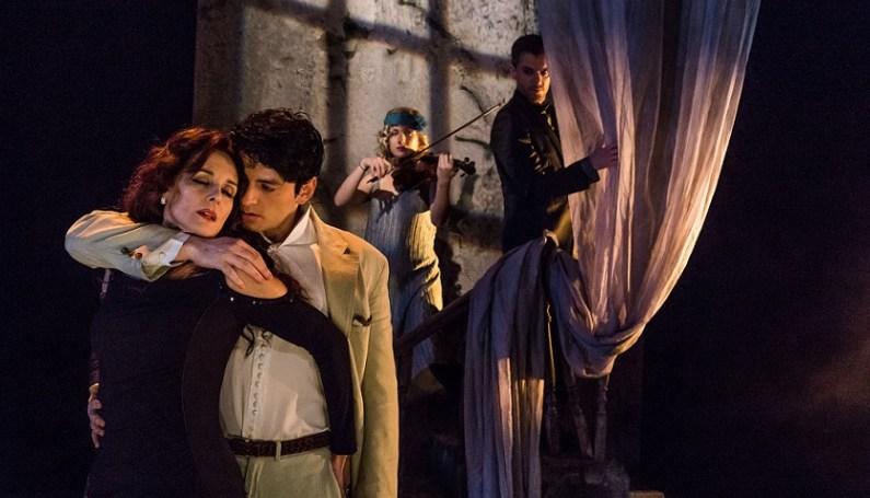 24 horas en la vida de una mujer teatro infanta isabel madrid entradas obra critica silvia marso musical