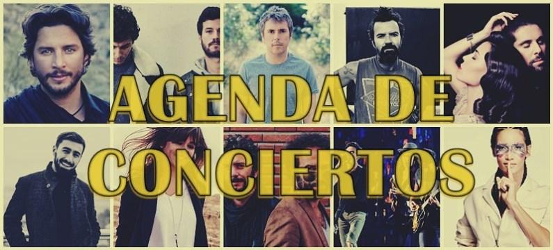 conciertos de artistas nacionales